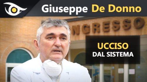 Giuseppe De Donno ucciso